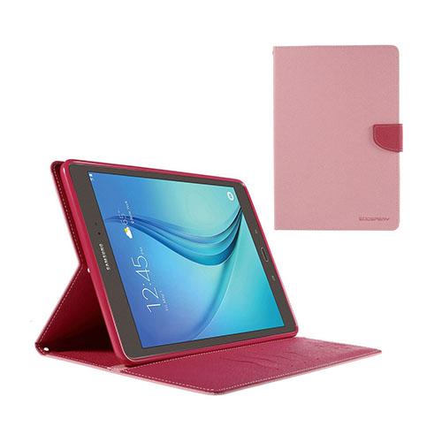 Mercury Samsung Galaxy Tab A 9.7 Läderfodral med Stativ – Rosa