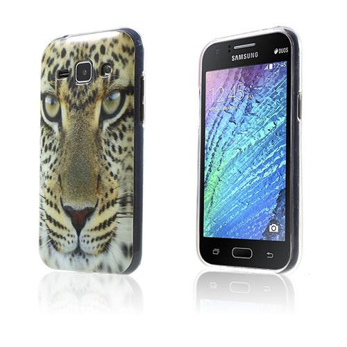 Westergaard Samsung Galaxy J1 Skal – Leopard