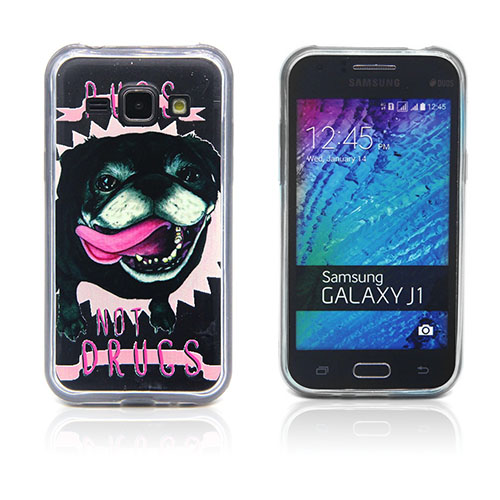 Westergaard Samsung Galaxy J1 Skal – Söt Hund
