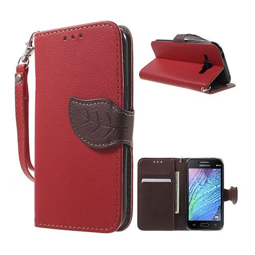 Theorin Samsung Galaxy J1 Fodral – Röd