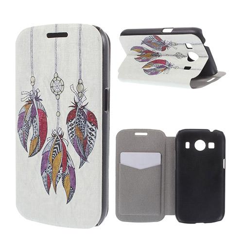 Mankell Fodral till Samsung Galaxy Ace 4 – Drömfångare Fjädrar
