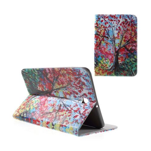 Moberg Samsung Galaxy Tab S2 8.0 Fodral – Målat Träd