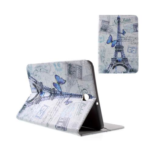 Moberg Samsung Galaxy Tab S2 8.0 Fodral – Fjärilar & Eiffeltornet
