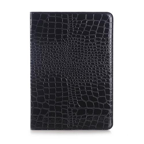 Marx Samsung Galaxy Tab S2 9.7 Krokodil Läderfodral – Svart