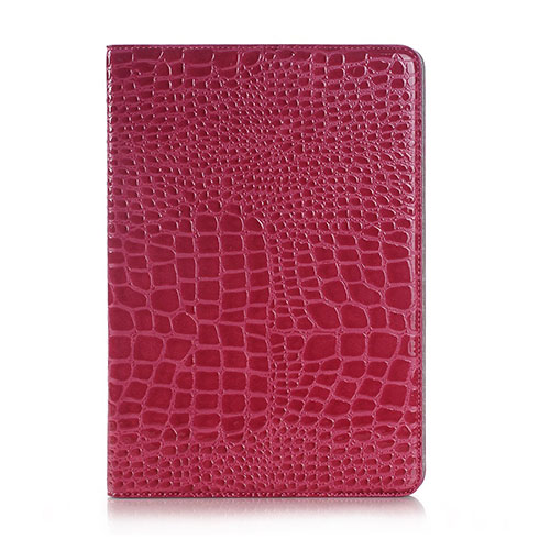Marx Samsung Galaxy Tab S2 9.7 Krokodil Läderfodral – Varm Rosa