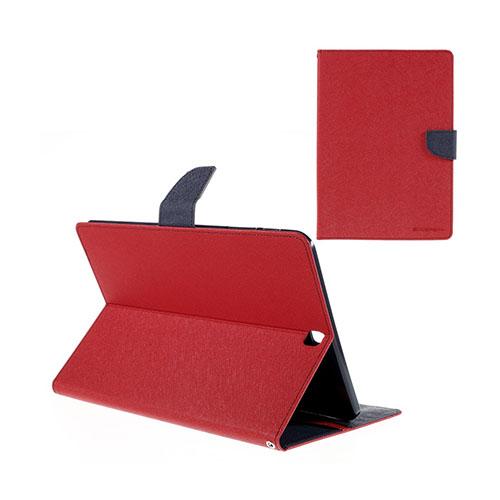 Mercury Samsung Galaxy Tab S2 9.7 Läderfodral med Plånbok – Röd