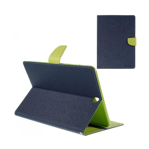 Mercury Samsung Galaxy Tab S2 9.7 Läderfodral med Plånbok – Blå
