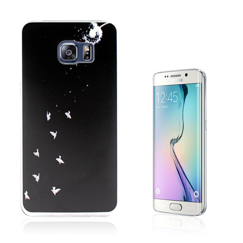 Westergaard TPU Skal till Samsung Galaxy S6 Edge Plus – Maskros & Fåglar