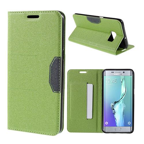 Heiberg Fodral till Samsung Galaxy S6 Edge Plus – Grön