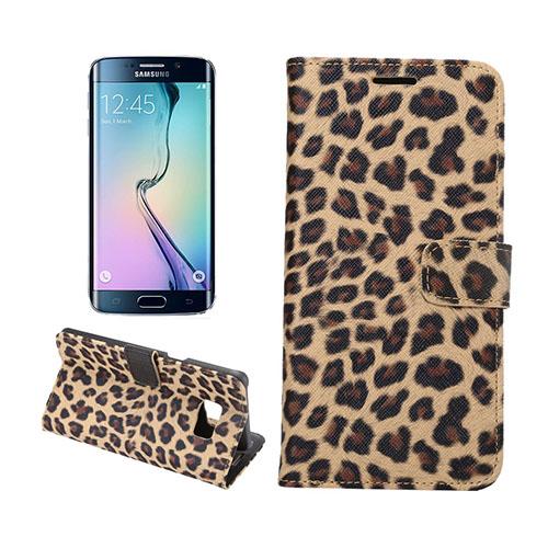 Wildlife Fodral till Samsung Galaxy S6 Edge Plus – Khaki