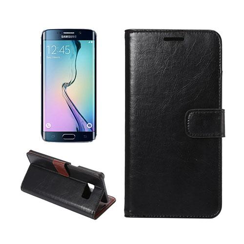 Garborg Smooth Fodral till Samsung Galaxy S6 Edge Plus – Svart