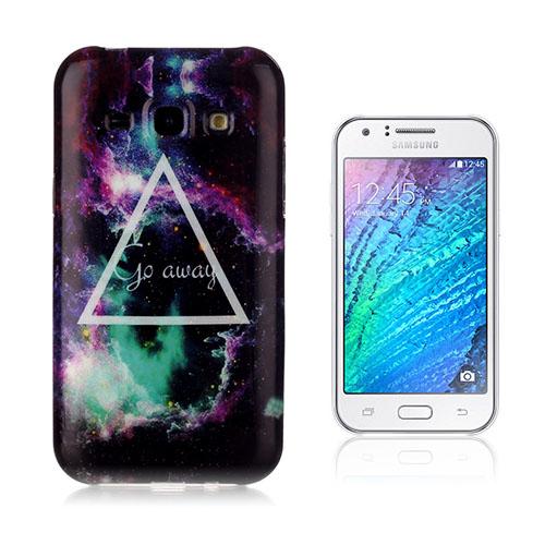 Westergaard Samsung Galaxy J5 Skal – Triangel och Go Away