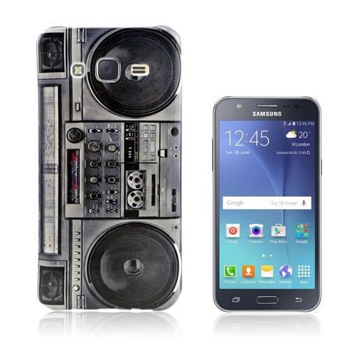 Westergaard Samsung Galaxy J5 Skal – Gammaldags Bandspelare