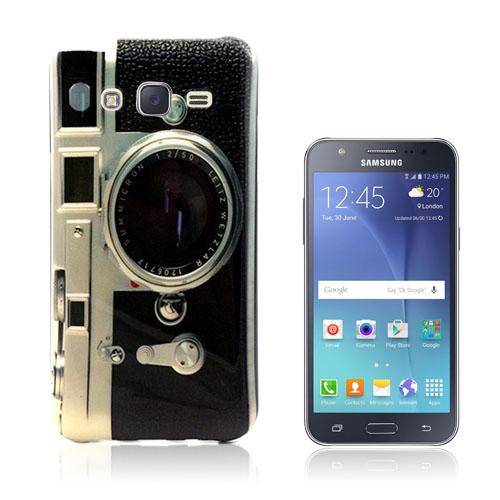 Westergaard Samsung Galaxy J5 Skal – Klassisk Kamera