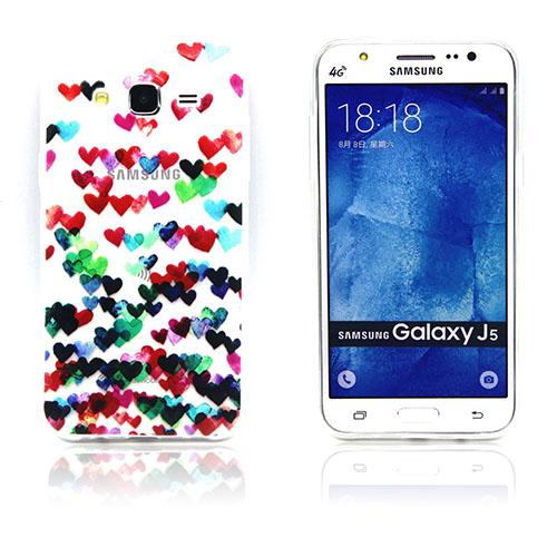 Westergaard Samsung Galaxy J5 Skal – Flygande Hjärtan