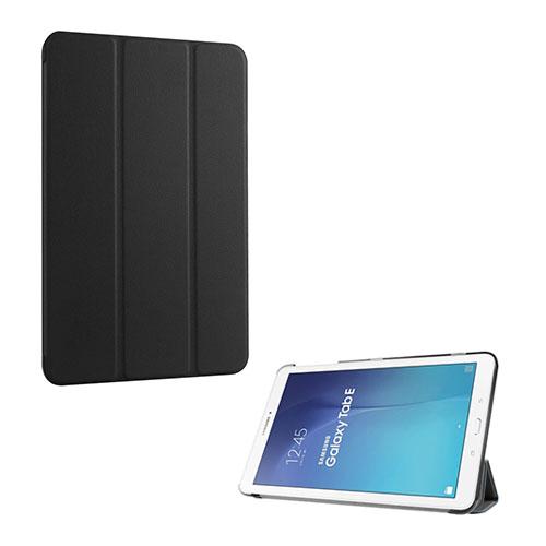 Gaarder Lines Samsung Galaxy Tab E 9.6 Läderfodral med Stativ – Svart