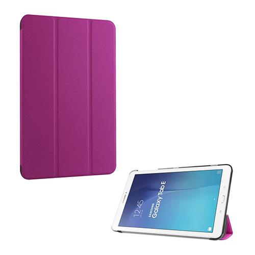 Gaarder Lines Samsung Galaxy Tab E 9.6 Läderfodral med Stativ – Lila