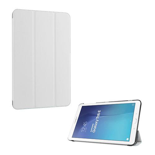 Gaarder Lines Samsung Galaxy Tab E 9.6 Läderfodral med Stativ – Vit