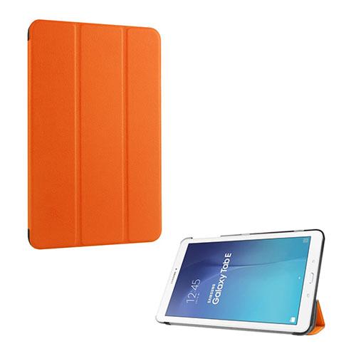 Gaarder Lines Samsung Galaxy Tab E 9.6 Läderfodral med Stativ – Orange