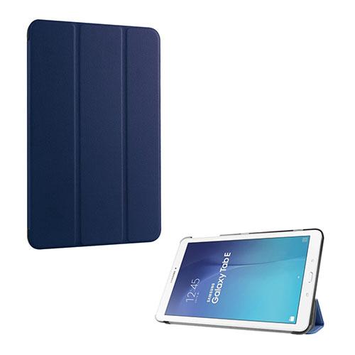 Gaarder Lines Samsung Galaxy Tab E 9.6 Läderfodral med Stativ – Mörkblå