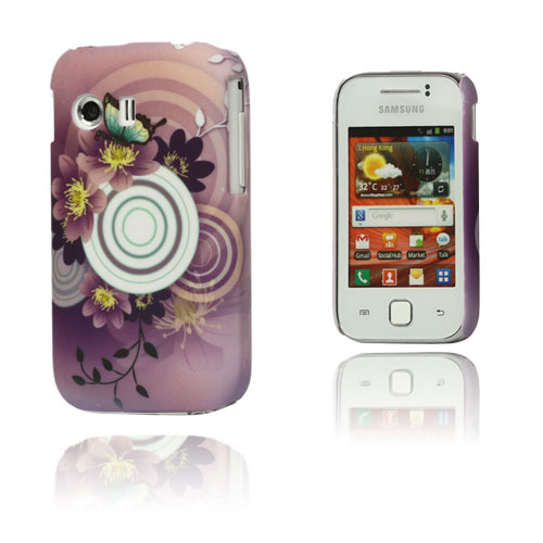Valentine (Cirklar) Samsung Galaxy Y Skal
