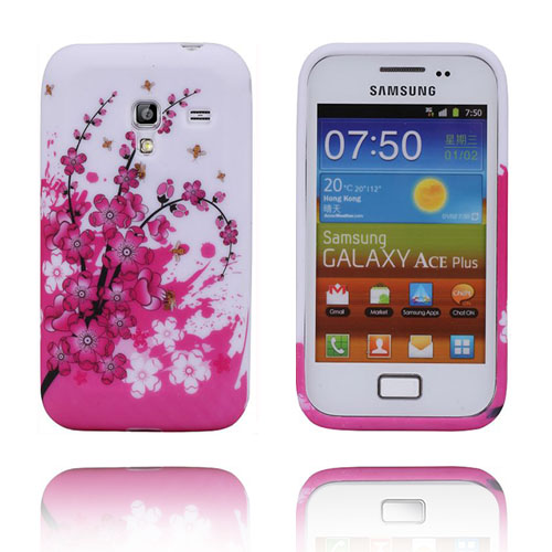 Symphony (Rosa) Samsung Galaxy Ace Plus Skal