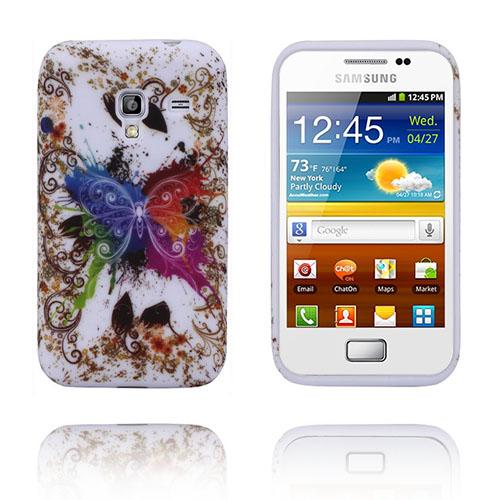Symphony (Stor Fjäril) Samsung Galaxy Ace Plus Skal