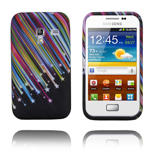 Symphony (Orange) Samsung Galaxy Ace Plus Skal