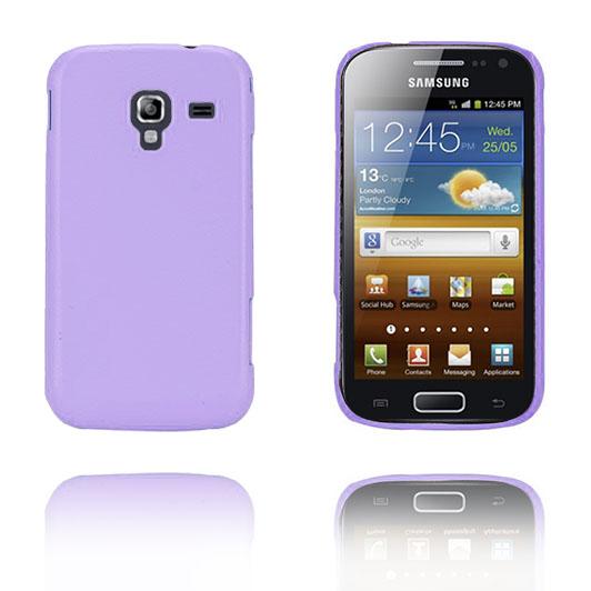 Alpha (Lila) Samsung Galaxy Ace 2 Skal