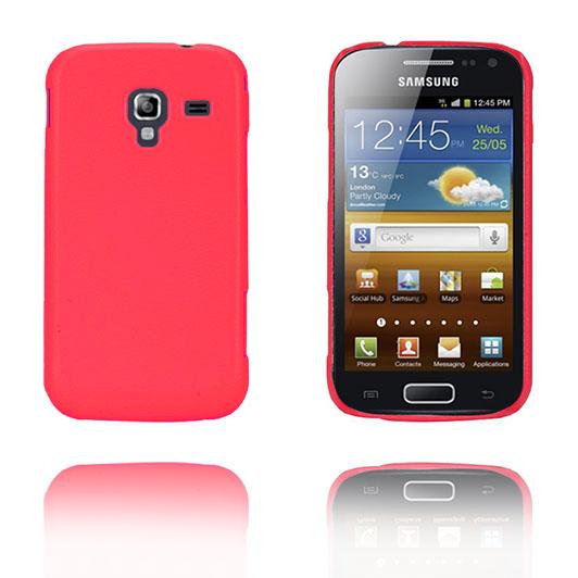Alpha (Röd) Samsung Galaxy Ace 2 Skal