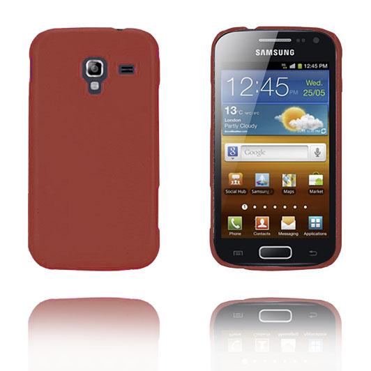 Alpha (Brun) Samsung Galaxy Ace 2 Skal