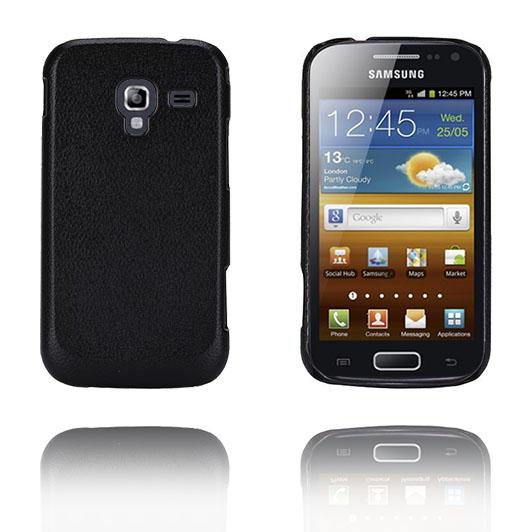Alpha (Svart) Samsung Galaxy Ace 2 Skal