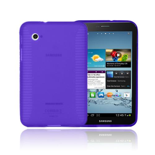 Gripper (Lila) Samsung Galaxy Tab 2 7.0 Skal