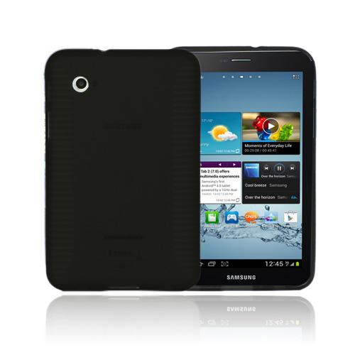 Gripper (Svart) Samsung Galaxy Tab 2 7.0 Skal