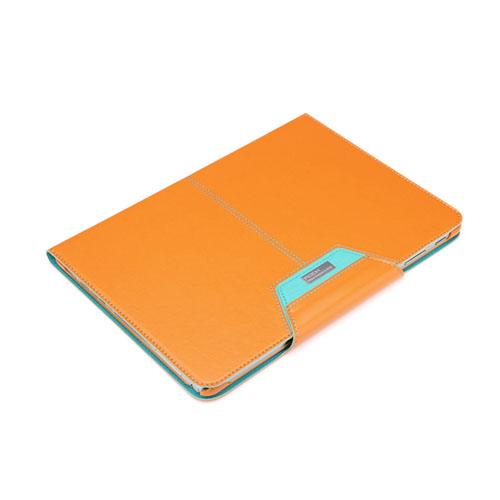 ROCK Excel (Orange) Samsung Galaxy Note 10.1 (2014 Edition) Läderfodral