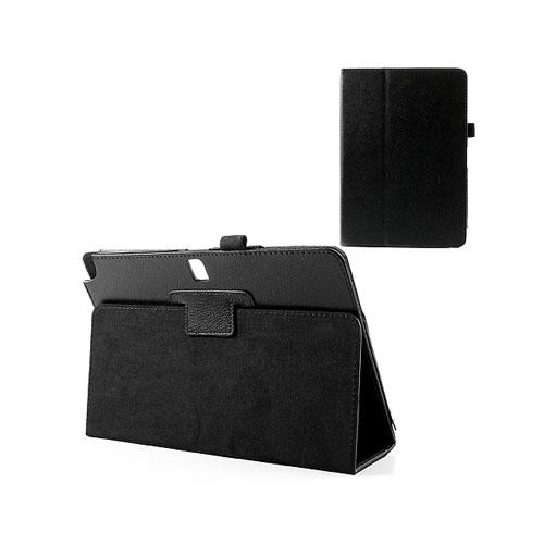 Wall Street (Svart) Samsung Galaxy Note 10.1 (2014 Edition) Läderfodral