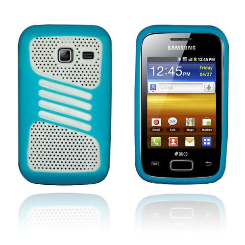 Atlantic (Turkos) Samsung Galaxy Y Duos Skal