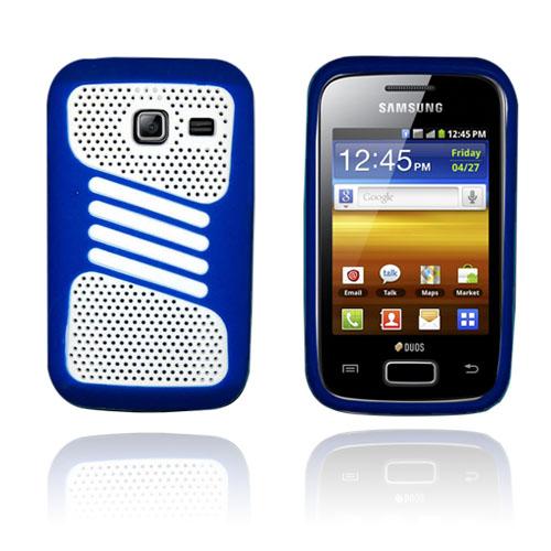 Atlantic (Blå) Samsung Galaxy Y Duos Skal