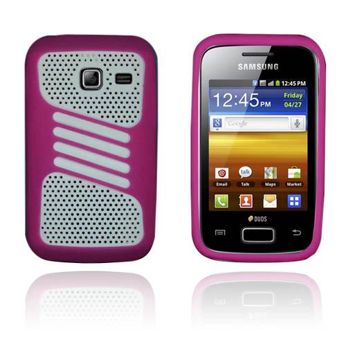 Atlantic (Het Rosa) Samsung Galaxy Y Duos Skal