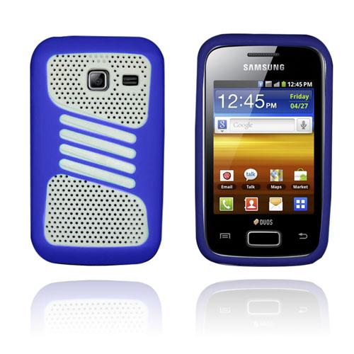 Atlantic (Lila) Samsung Galaxy Y Duos Skal