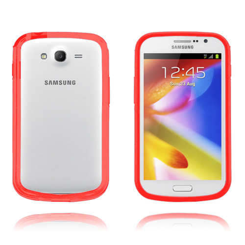 Duo (Röd) Samsung Galaxy Trend Bumper