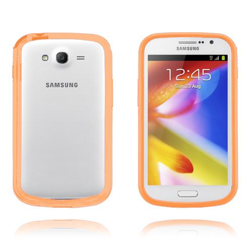 Duo (Orange) Samsung Galaxy Trend Bumper