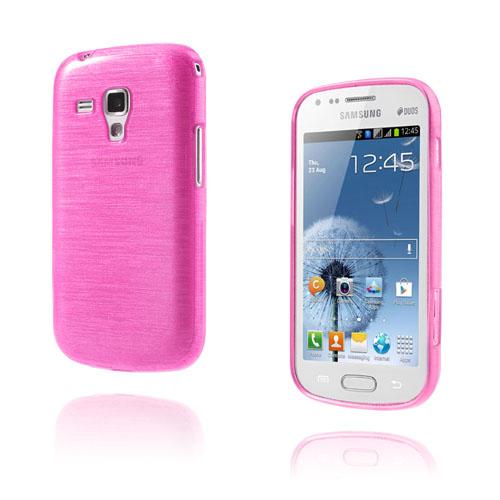 Scratch (Knallrosa) Samsung Galaxy Trend Skal