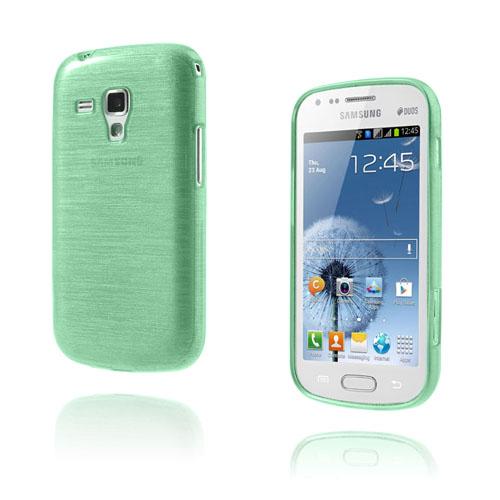 Scratch (Grön) Samsung Galaxy Trend Skal