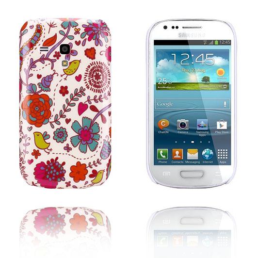Pictorix (Blommor) Samsung Galaxy S3 Mini Skal