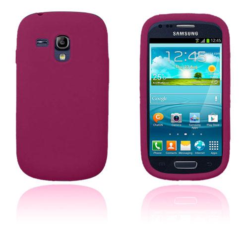 Impact (Het Rosa) Samsung Galaxy S 3 Mini Skal
