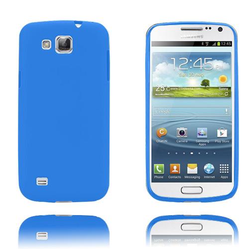 GelCase (Blå) Samsung Galaxy Premier Skal