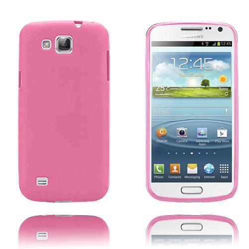 GelCase (Rosa) Samsung Galaxy Premier Skal