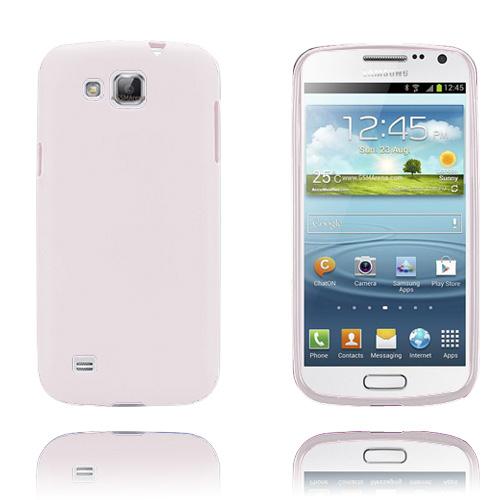 GelCase (Vit) Samsung Galaxy Premier Skal