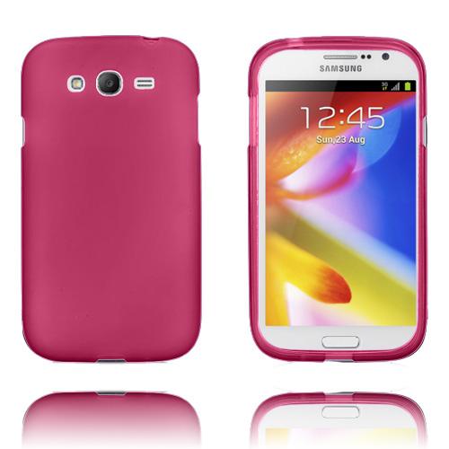 GelCase (Rosa) Samsung Galaxy Grand Duos Skal
